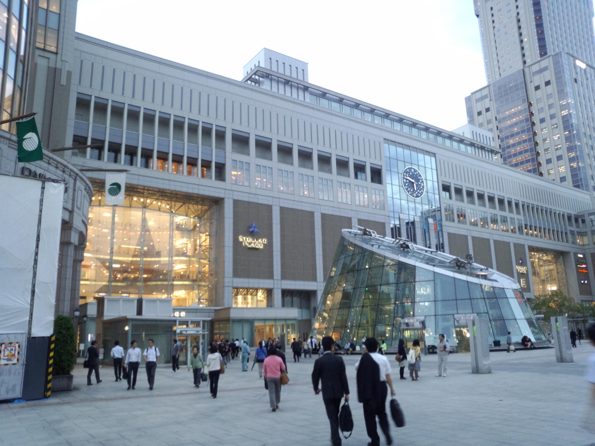 札幌駅南側