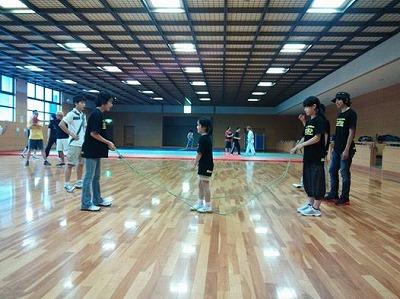 千種スポーツセンター軽運動室