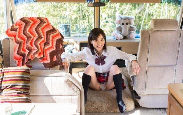 吉川あいみ JKコスプレで巨乳おっぱいを露出するAV女優エロ画像dzz007.jpg