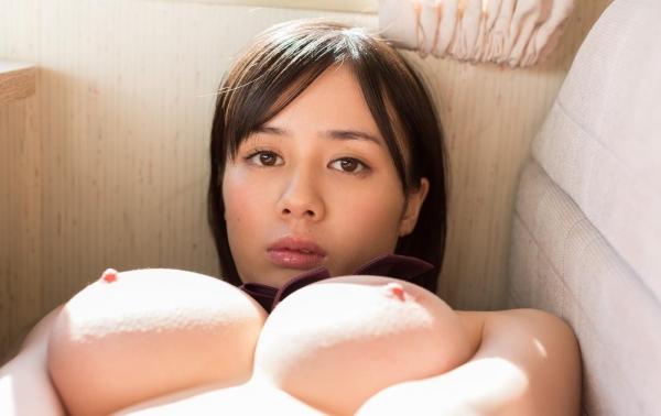 吉川あいみ JKコスプレで巨乳おっぱいを露出するAV女優エロ画像dzz015.jpg