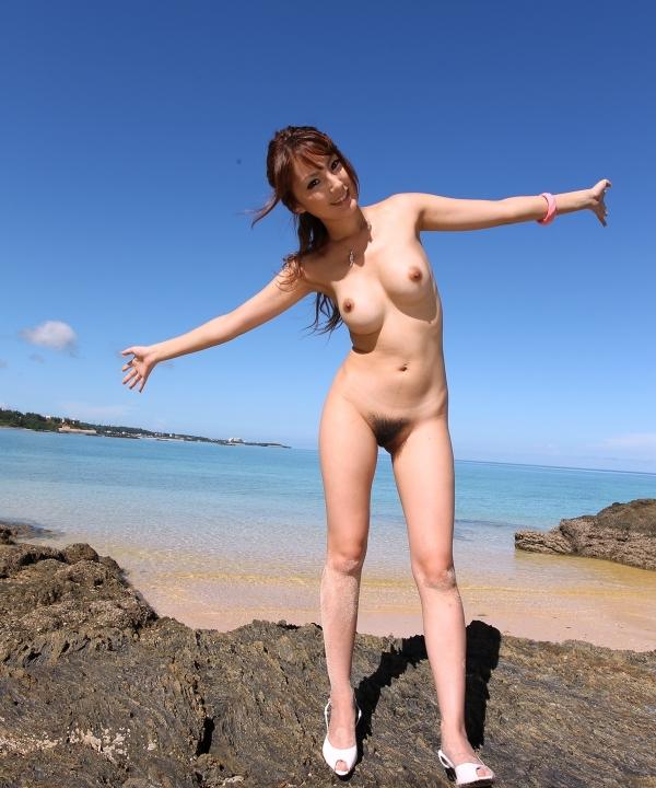 天海つばさ|セクシー&かわいいAV女優の水着姿とヌード エロ画像56.jpg
