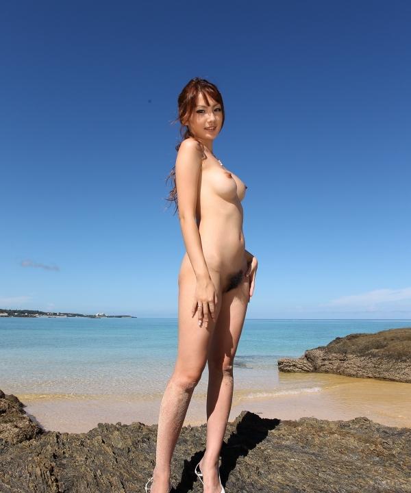 天海つばさ|セクシー&かわいいAV女優の水着姿とヌード エロ画像57.jpg
