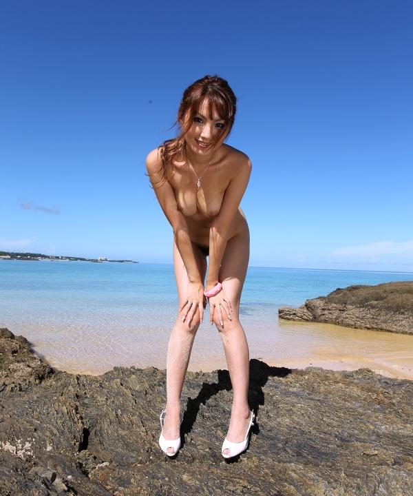 天海つばさ|セクシー&かわいいAV女優の水着姿とヌード エロ画像58.jpg