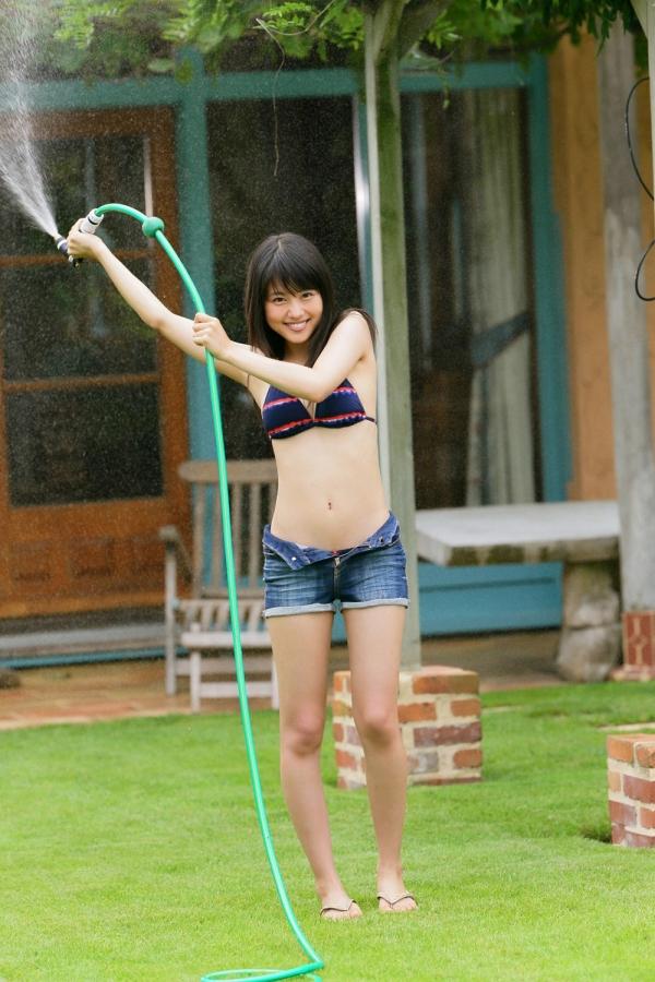 有村架純(ありむらかすみ)美人でかわいい女優のビキニ水着 画像03.jpg