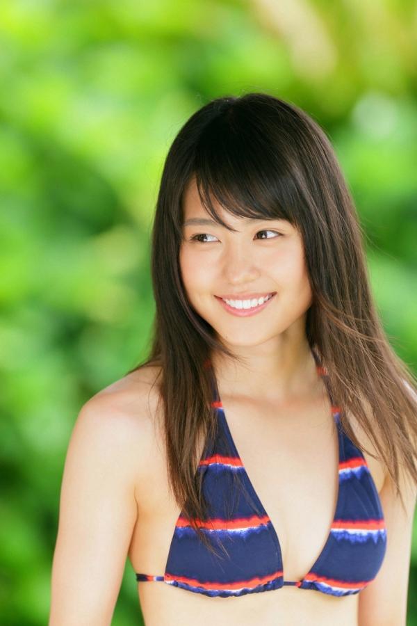 有村架純(ありむらかすみ)美人でかわいい女優のビキニ水着 画像16.jpg