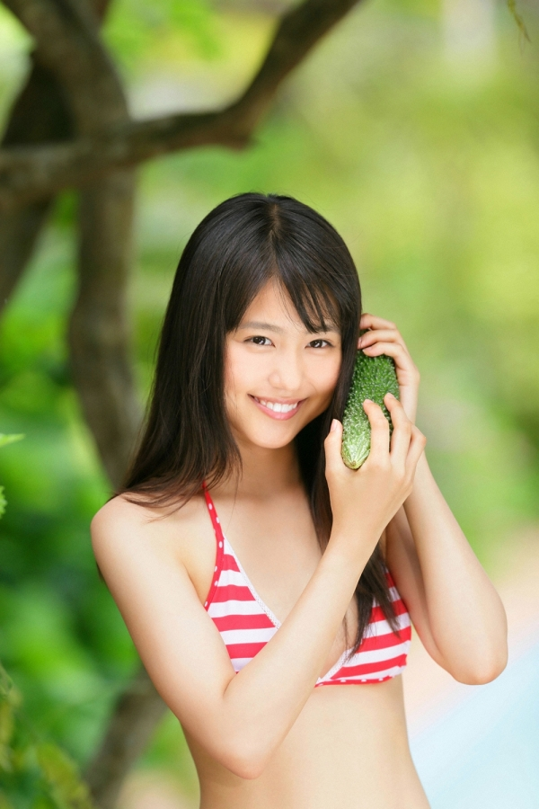 有村架純(ありむらかすみ)美人でかわいい女優のビキニ水着 画像28.jpg