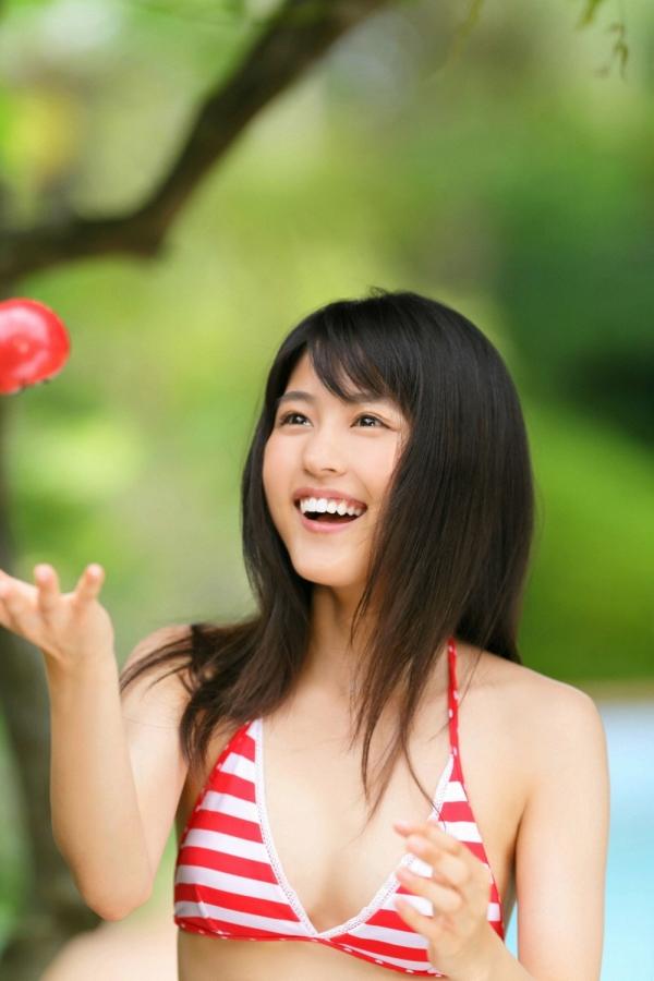有村架純(ありむらかすみ)美人でかわいい女優のビキニ水着 画像30.jpg