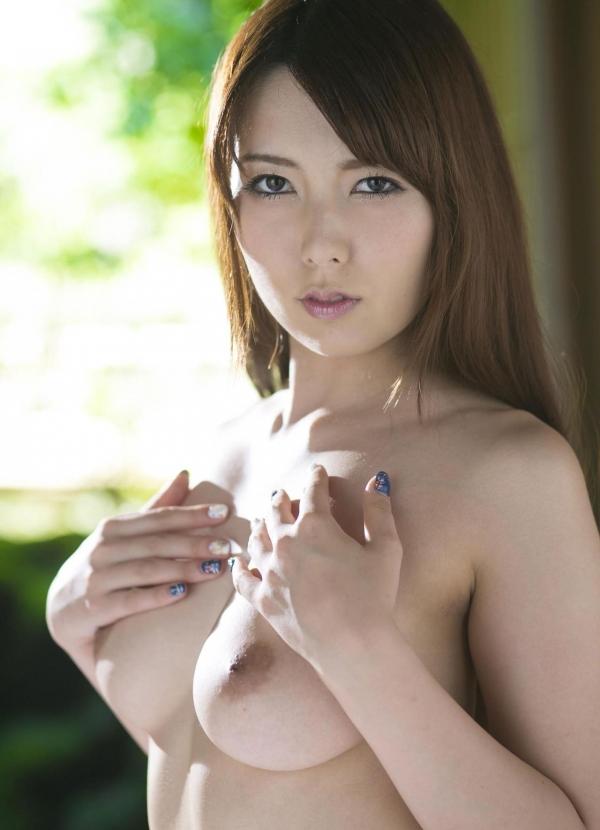 波多野結衣|浴衣姿と全裸で美乳を触るAV女優のヌード エロ画像10a.jpg