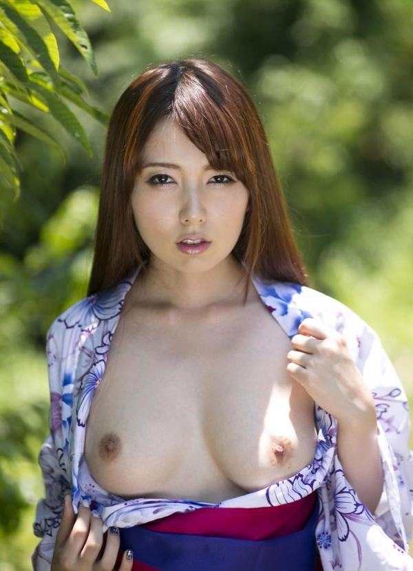 波多野結衣|浴衣を脱いで全裸になるAV女優の着エロ&ヌード画像08a.jpg