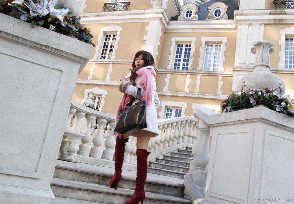 桐谷ユリア スレンダー巨乳美女ハメ撮り画像76枚の03枚目