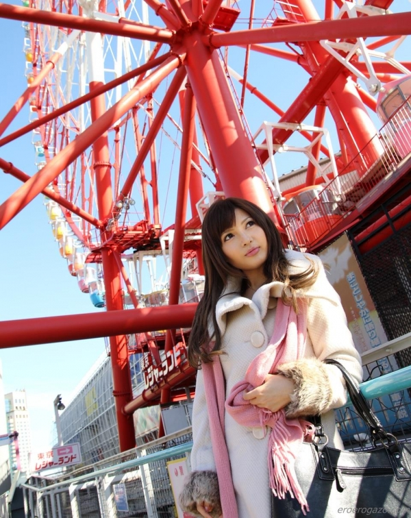 桐谷ユリア スレンダー巨乳美女ハメ撮り画像76枚の08枚目