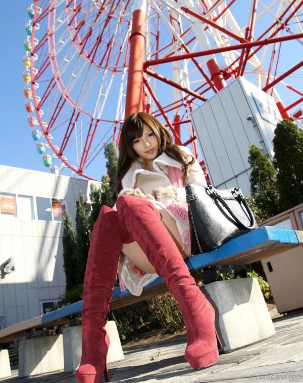 桐谷ユリア スレンダー巨乳美女ハメ撮り画像76枚の10枚目