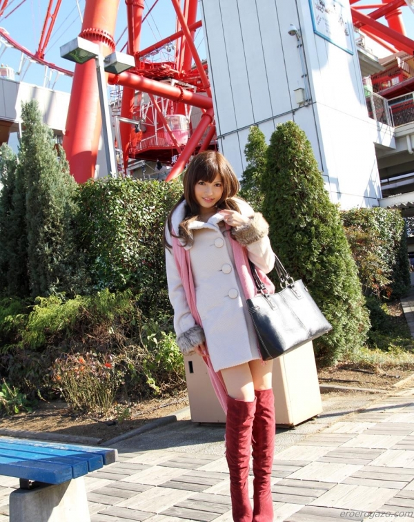 桐谷ユリア スレンダー巨乳美女ハメ撮り画像76枚の12枚目