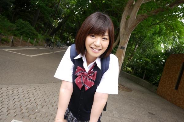 尾上若葉 JKコスプレでエッチしてる童顔で巨乳おっぱいのAV女優エロ画像a015a.jpg