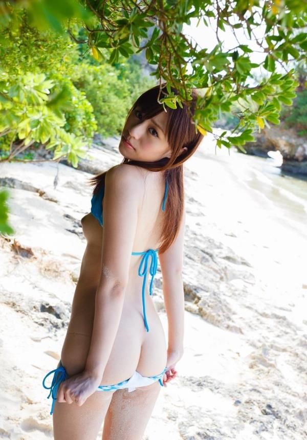 瑠川リナ|かわいいAV女優のビキニ水着姿と陰毛ふさふさ全裸エロ画像20a.jpg