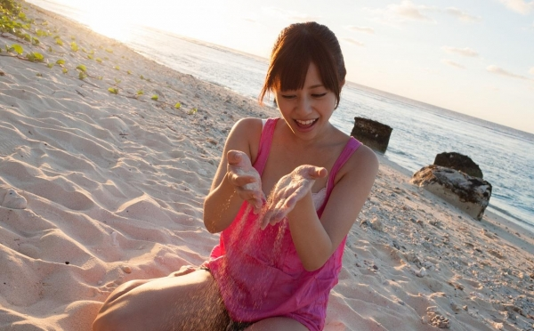 瑠川リナ|美乳おっぱいのかわいいAV女優の着エロとヌード画像26a.jpg