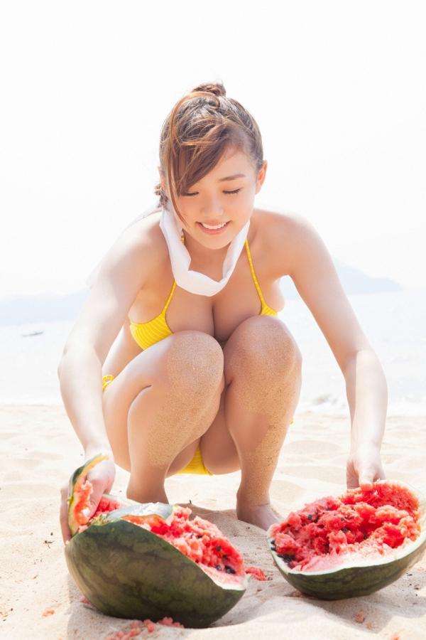 グラビアアイドル 篠崎愛 アイコラ ヌード おっぱい お尻 エロ画像06.jpg