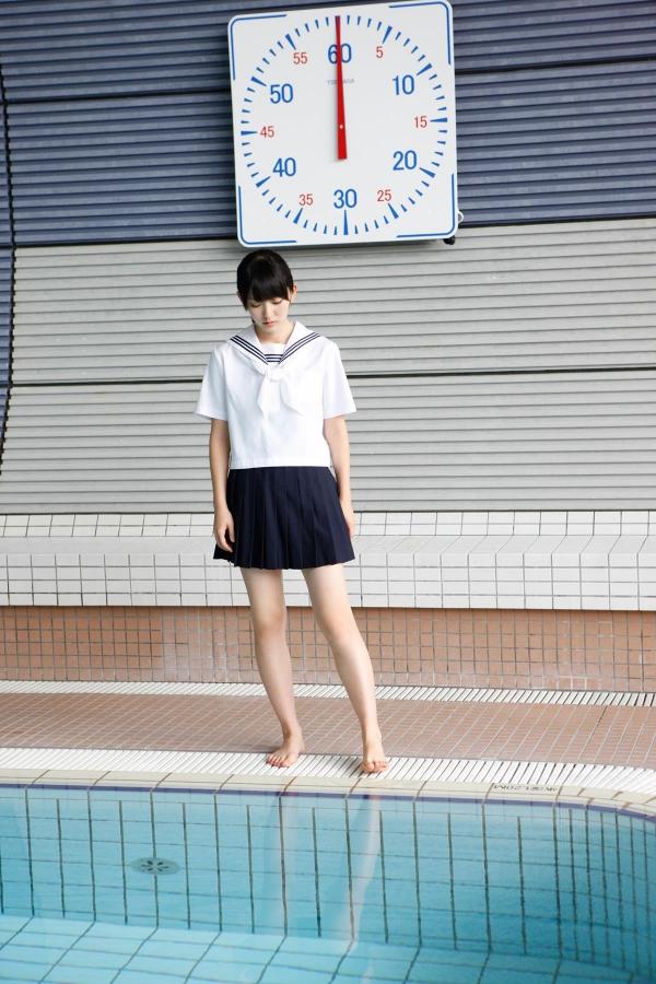 鈴木愛理|ハロープロジェクト℃-uteのアイドル JK制服コスプレと水着 画像a002a.jpg