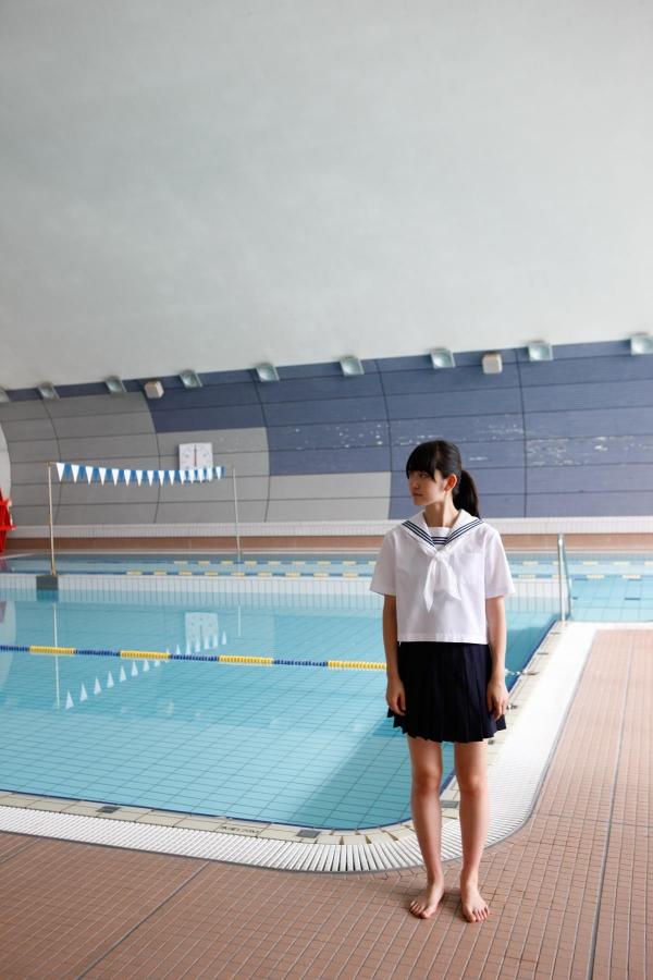 鈴木愛理|ハロープロジェクト℃-uteのアイドル JK制服コスプレと水着 画像a006a.jpg