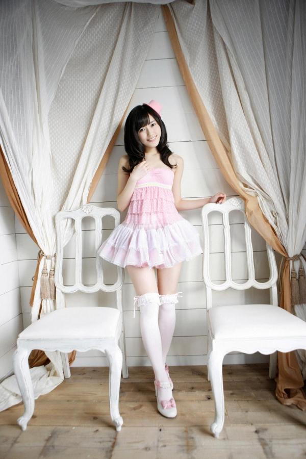 渡辺麻友 AKB48まゆゆのかわいいワンピース&ニーハイ姿 画像ードのAV女優エロ画像13.jpg