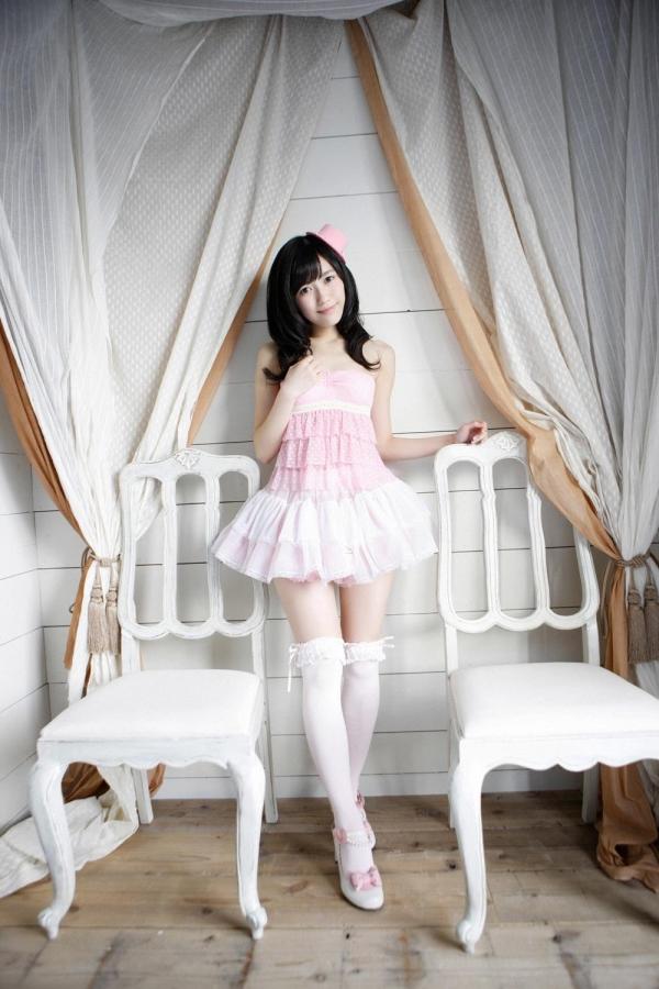 渡辺麻友 AKB48まゆゆのかわいいワンピース&ニーハイ姿 画像ードのAV女優エロ画像17.jpg