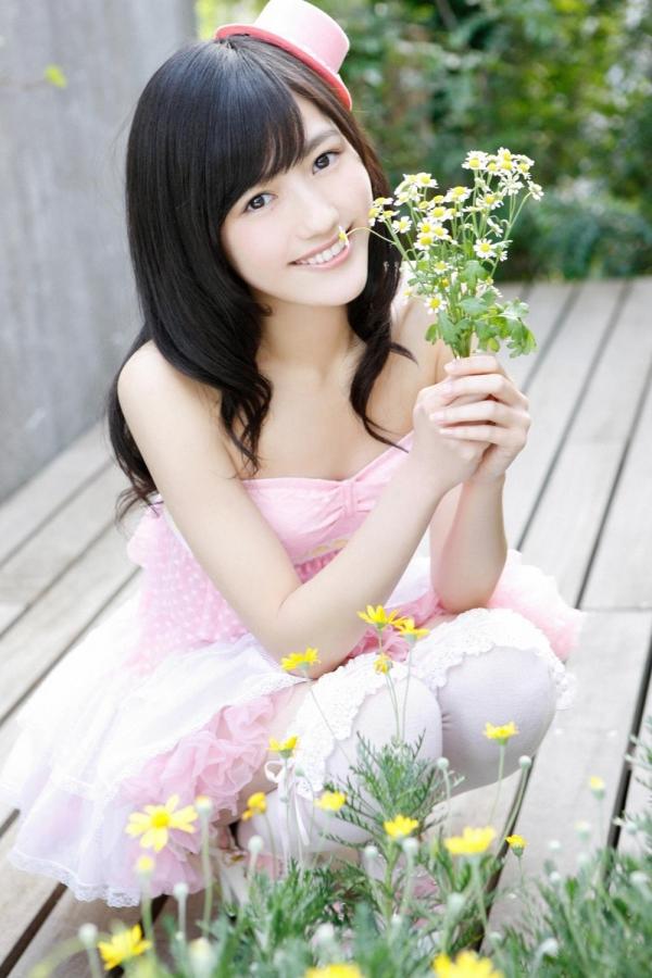 渡辺麻友 AKB48まゆゆのかわいいワンピース&ニーハイ姿 画像ードのAV女優エロ画像24.jpg