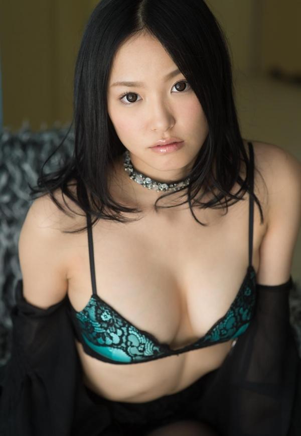 柚月あい(ゆづきあい)NMB48山本彩似のAV女優 下着姿とヌードエロ画像25a.jpg
