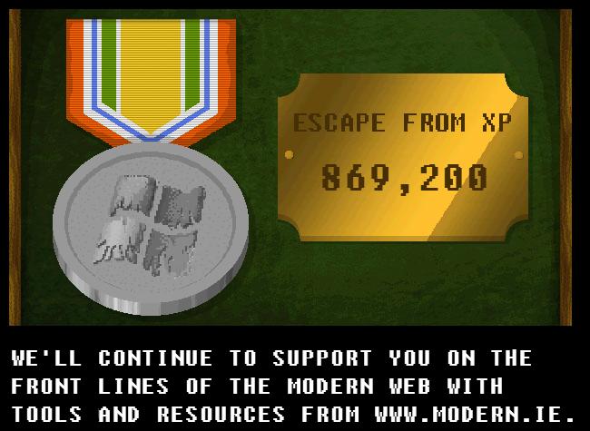 XPゲームスコア最高得点