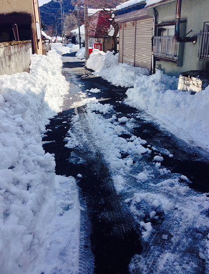 日光雪景色2