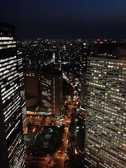 新宿夜景1