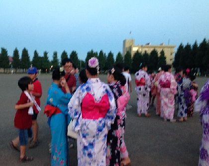 2014盆踊り1