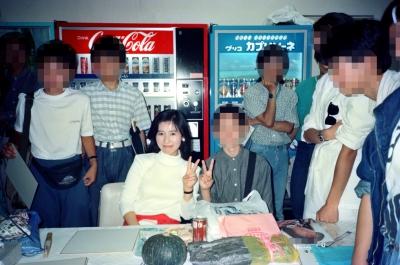 洋美さんと当時のリスナー達