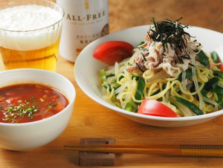 トマトつけ麺18