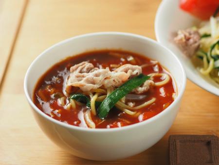 トマトつけ麺20