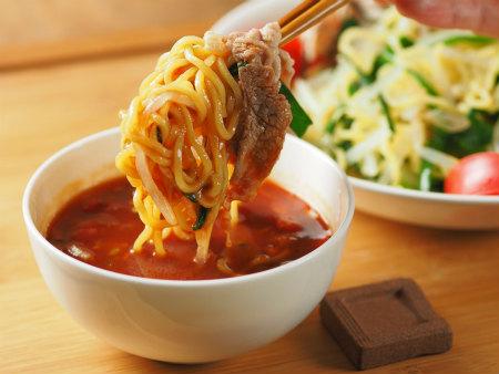 トマトつけ麺25