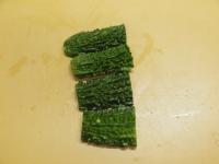 夏野菜の酢漬け生ハム巻き02