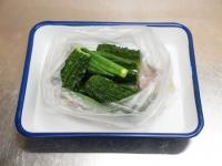 夏野菜の酢漬け生ハム巻き09