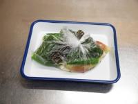 夏野菜の酢漬け生ハム巻き11