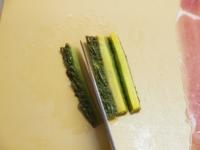 夏野菜の酢漬け生ハム巻き45