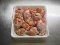 手羽元の柚子こしょう焼き作り01