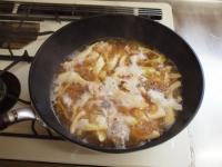 淡竹と鯖缶の煮物23