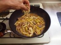 淡竹と鯖缶の煮物29