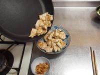 鶏むね肉と夏野菜のガーリック45