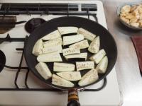 鶏むね肉と夏野菜のガーリック47