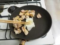 鶏とじゃがいもの明太マヨグラタ15