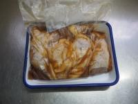 チキンレッグポン酢漬け焼き01