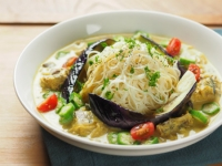 スープカレー素麺28