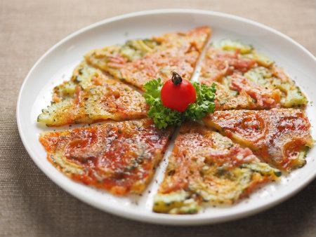 ゴーヤのチーズ焼き01 (2)