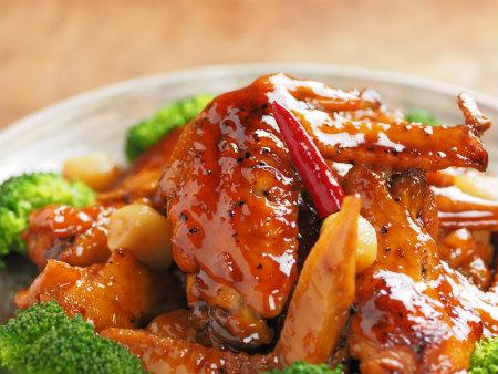 鶏肉コーラ煮28