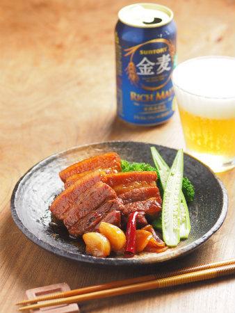 豚ばら肉コーラ煮49